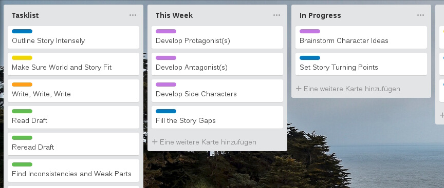 How to Use Trello to Effectively Manage Your Book Project